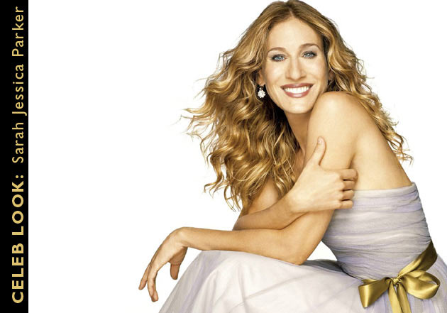 Top Billing tell you how to get Sarah Jessica Parker's beauty Look